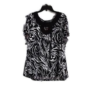 Lane Bryant Shirt Size 22/24 W